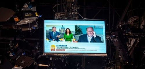 "Thomas Markle sort du silence:  8 choses qu'il faut retenir de son interview dans ""Good Morning Britain"""