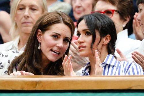 Meghan Markle:  ce ressentiment amer envers Kate Middleton