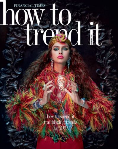 The Financial Times-How To Spend It Magazine