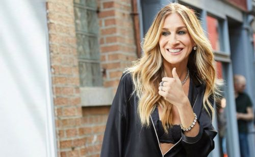 "Intimissimi:  Campagne ""No one can judge me"" avec Sarah Jessica Parker"