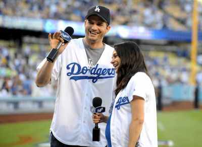 Ashton Kutcher et Mila Kunis à nouveau parents