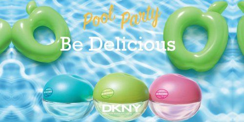 DKNY Be Delicious Pool Party ~ new fragrances