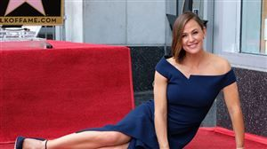 Jennifer Garner obtient son étoile à Hollywood