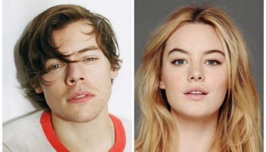 Harry Styles & Camille Rowe ensemble à Los Angeles, c'est date pour le duo buzz
