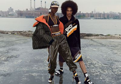 L'instant mode:  Fendi Mania, la collection street-luxe qui nous transcende