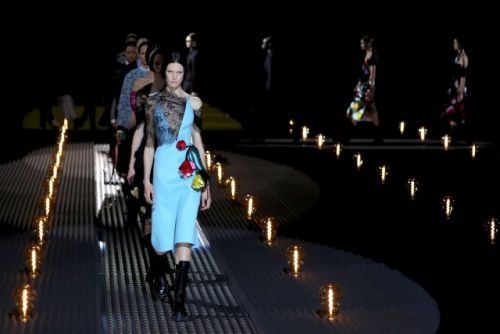 These Models Just Walked Prada For the First Time