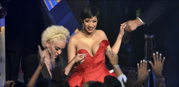 MTV Awards - Cardi B primée, Aretha Franklin honorée