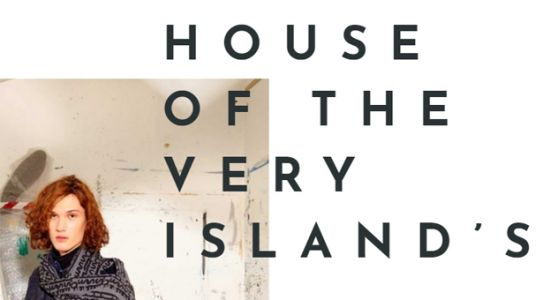 House of the very island's X Reinhard Plank - Fashion Week Paris - Printemps-Été 2019