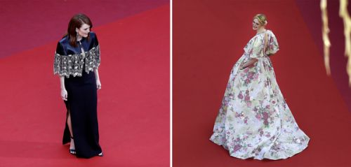 Duel sur Red Carpet : Elle Fanning vs Julianne Moore