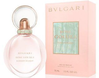 Bvlgari Rose Goldea Blossom Delight ~ new perfume