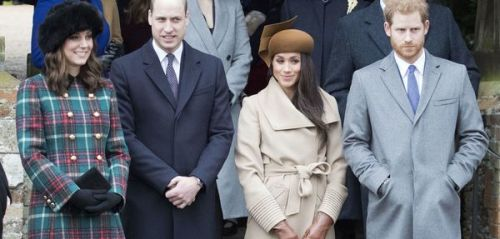 Meghan Markle, le prince Harry, Kate Middleton, le prince William. découvrez comment la famille royale va fêter Noël
