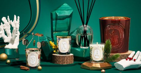 Diptyque holiday collection 2021